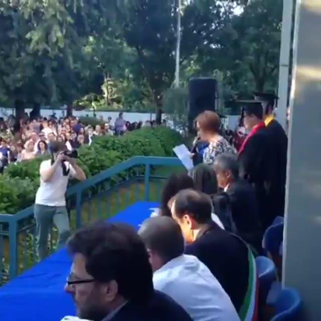 """Video: Il lancio del """"tocco"""" all'Ite Tosi"""