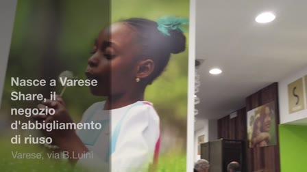 Video: È nato Share, il negozio d'abbigliamento che riusa