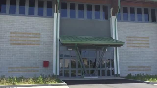 Video: Il nuovo palazzetto dell'Università dell'Insubria
